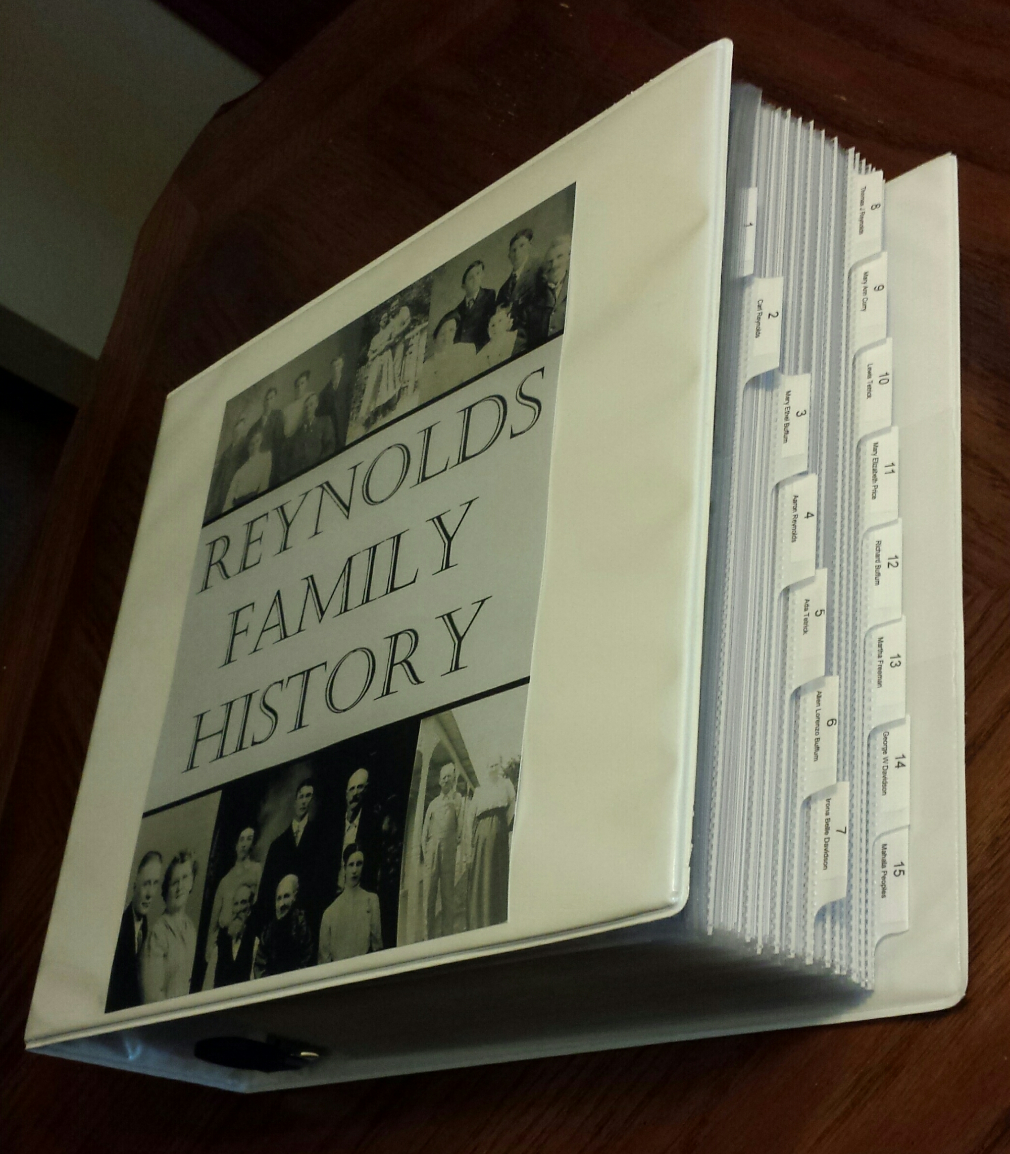 family history binder part 6 documents do as i m doing